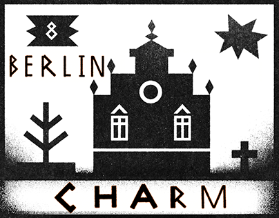 Berlin Charm. Comix zine story for Square#3 Magazine
