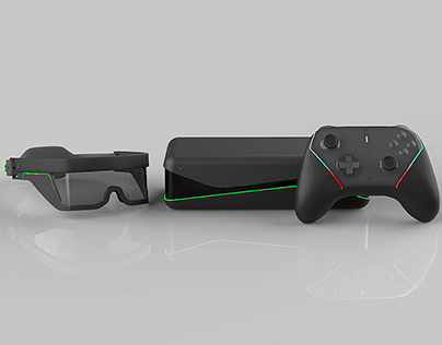 Xbox -G 10th Generation Game Console