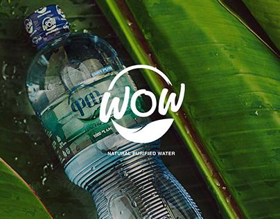 Wow Bottled Water
