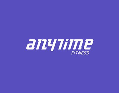 Anytime Fitness Redesign Concept