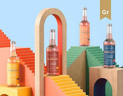 Bever Age packaging