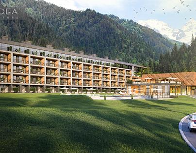 Hotel SHOVI
