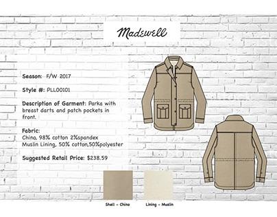 Teck Pack: Jacket