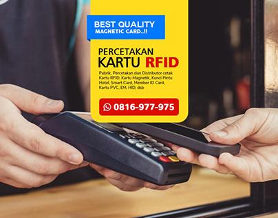 PROMO!! WA 0816-977-975 - Harga Cetak Kartu RFID Jakart