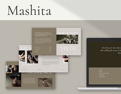 Mashita Presentation Template