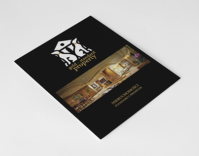 Business folder concept for GS Property