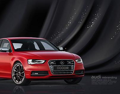 Audi Rebranding