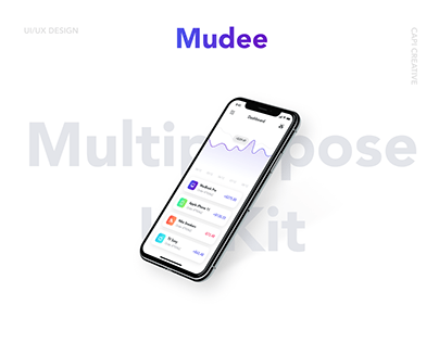 Mudee - Multipurpose UI Kit