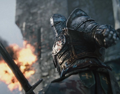 For Honor Cinematic by Platige Image