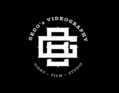 GEDO's VIDEOGRAPHY LOGO