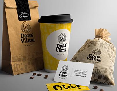 Visual Identity / Dona Vilma Bakery