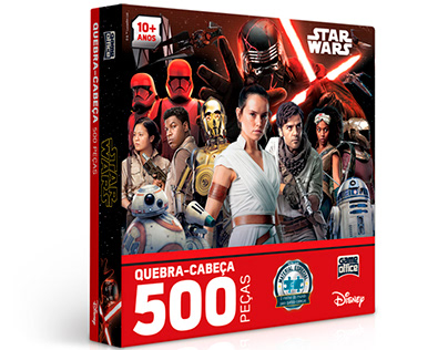 Star Wars Official Puzzles