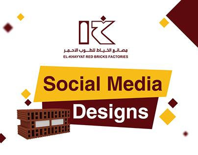 Elkhayat - Social Media Designs