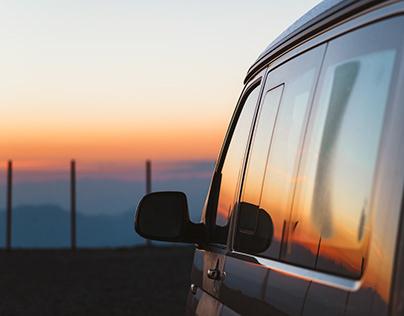 Volkswagen California Campaign - Social Nework