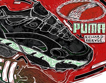 Puma SA x Richard Average