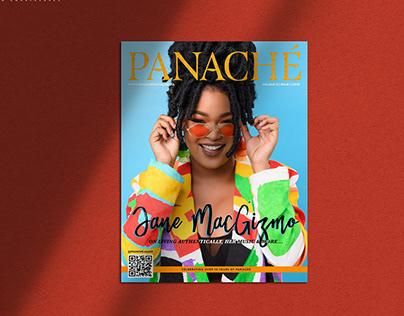 Panache Magazine Art Direction & Design Layout