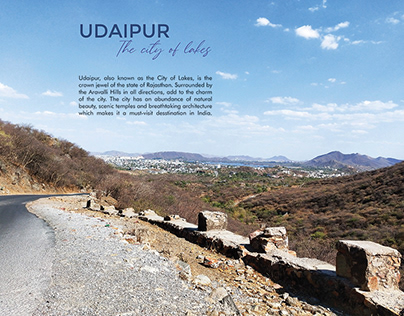 A complete Udaipur Travel Guide