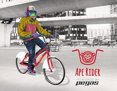Ape Rider launch