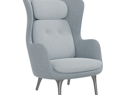 Ro armchair