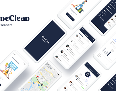 Cleaners app