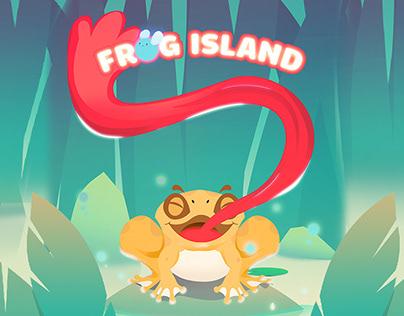 Frog Island - Mobile Game
