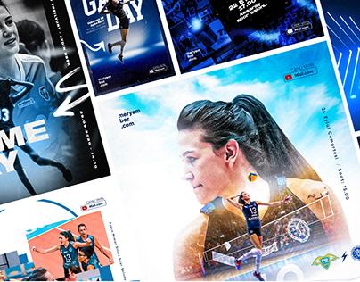 Meryem Boz Spor Akademi / Social Media