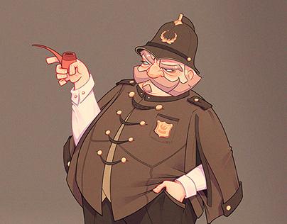 Blackbird Police Department