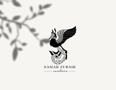 Samar Zubair Branding