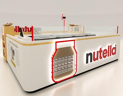 Quiosque Nutella