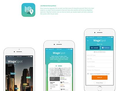WageSpot App