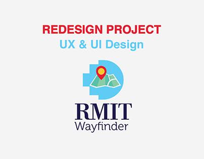 RMIT Wayfinder (Redesign Part. 1)