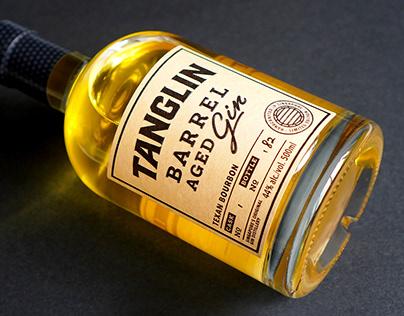 Tanglin Gin Barrel Aged Gin