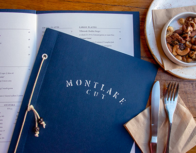 Montlake Cut Menu