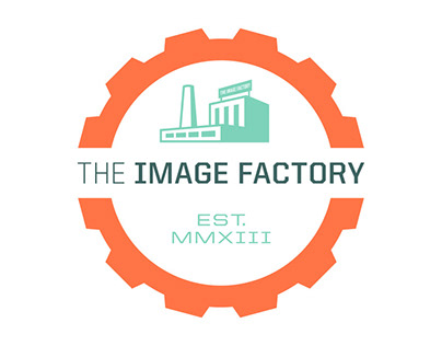 The Image Factory brand development