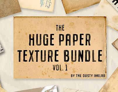 The Huge PaperTexture Bundle Vol. 1
