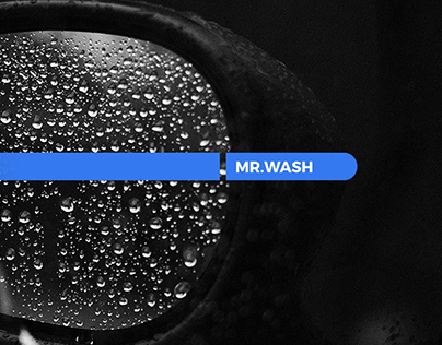 Mr. Wash - Redesign and Web