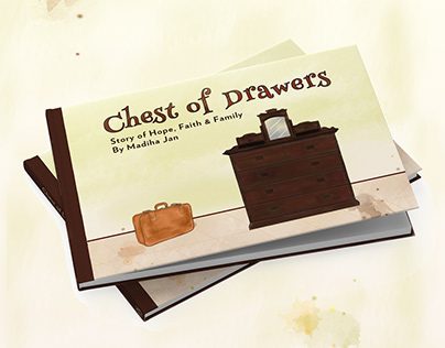 Chest of Drawers   Children's Book Design