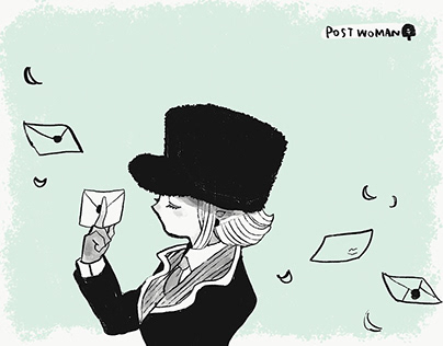 Post Woman