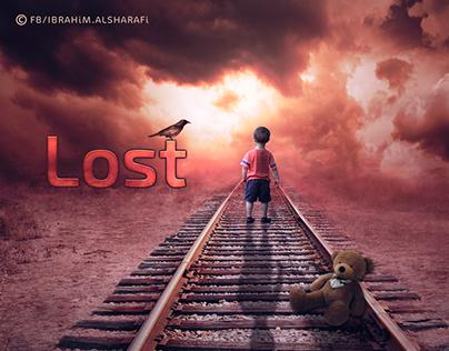Lost - Photo Manipulation