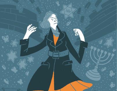 Great Jewish woman's