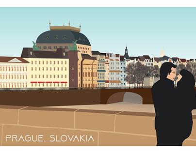 Postcard Prague