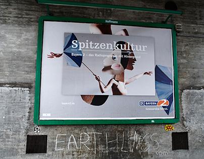 Bayern 2 Imagekampagne