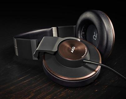 AKG K550 | Reference Headphones