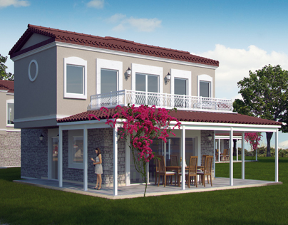 Alaçatı Villası / Villa Alaçatı