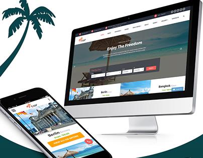 Travel & Tourism App