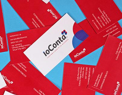 IoConta Branding