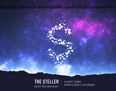 The Steller - Stars Graphic Set
