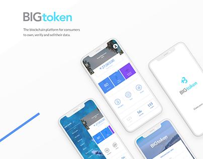 BIGtoken App