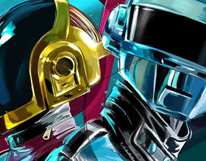 20 years Daft Punk