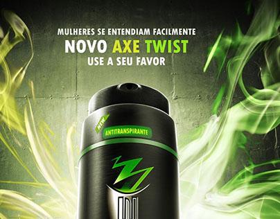 Axe Twist